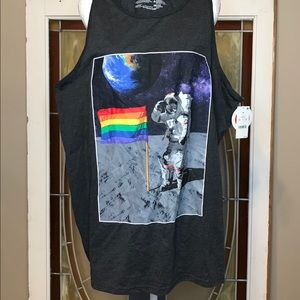 Tank Top with redo of iconic picture